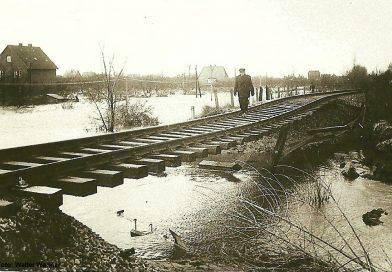 16./17. Februar 1962: Schwere Sturmflut in Hamburg