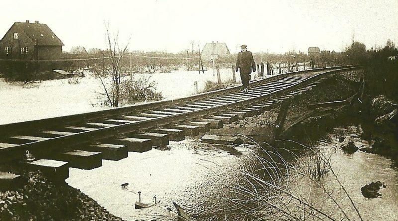 Hamburg Sturmflut 1962