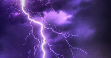 Regenfälle und Gewitter in Spanien