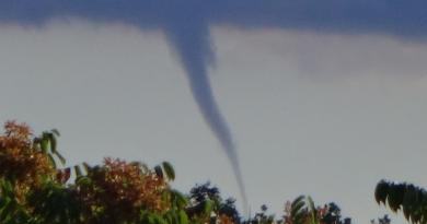 Ab Donnerstag Gewitter- und Tornadogefahr