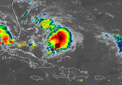 HUMBERTO wird zum Hurrikan