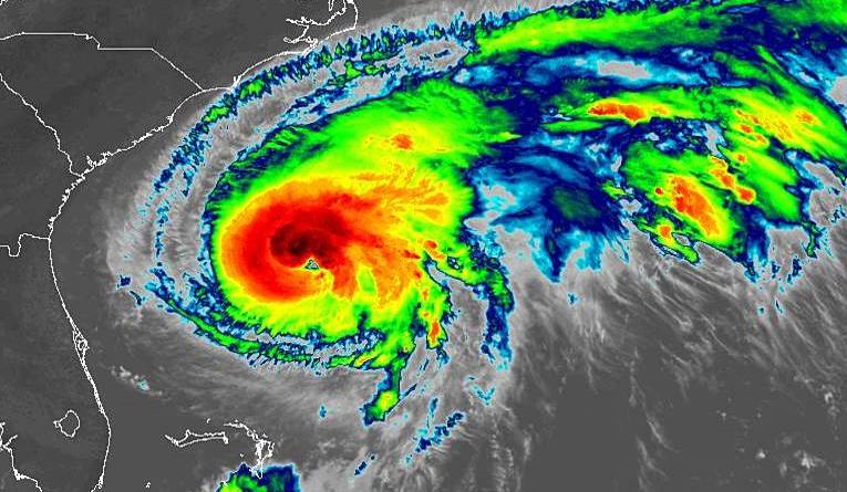 Hurrikan HUMBERTO bedroht Bermuda