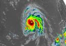 Hurrikan LORENZO auf dem Weg zu den Azoren?