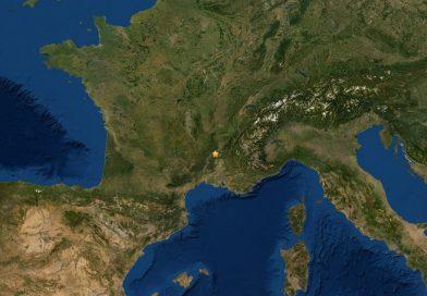Starkes Erdbeben in Südfrankreich