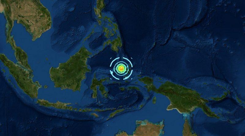 Erneut schweres Erdbeben in Indonesien