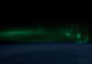 ISS: Polarlicht über Kanada