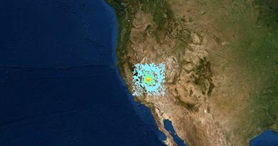 Schweres Erdbeben im US-Bundesstaat Nevada