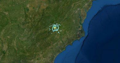 Starkes Erdbeben im Osten der USA
