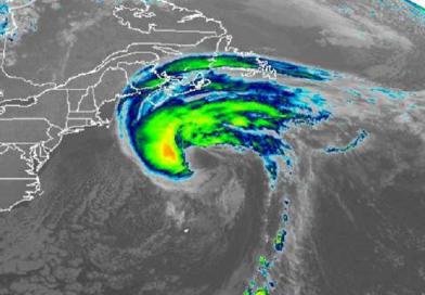 Hurrikan TEDDY erreicht Kanada